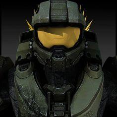 Halo 4 Mater Chief 117 by Jamezzz92.deviantart.com on @deviantART