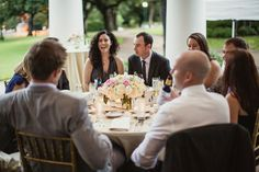 GRO Floral and Event Design   Let's Celebrate, Old Sport: Shannon and Richard
