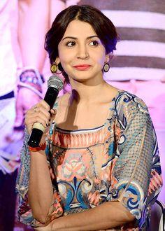 Anushka Sharma promotes 'pk'.