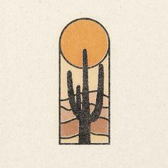minimalist watercolor art, simple neutral cactus art print - linolschnitt - minimalist watercolor art, simple neutral cactus art print The Effective Pictures We Offer You Abou - Art And Illustration, Illustrations, Cactus Drawing, Cactus Art, Cactus Plants, Cactus Painting, Cactus Flower, Art Minimaliste, Watercolor Artwork