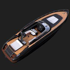 max speedboat riva63virtus