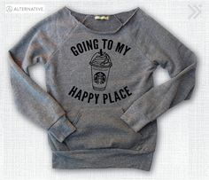 Hey, I found this really awesome Etsy listing at https://www.etsy.com/listing/205225541/going-to-my-happy-place-grey-black-eco