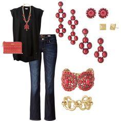 """Sardinia Set, necklace, earrings, bracelet!"" by katyluby on Polyvore"