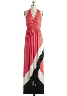 Tea in the Tropics maxi Dress, #ModCloth