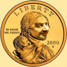 Sacagabeana Coin