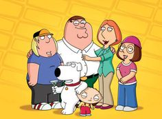 Family Guy  I will not apologize for really enjoying this guilty pleasure of a show! :D