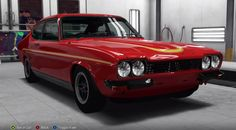 The Guide Shows How To Get Tenth Barn Find Car In Forza Horizon 2 For Xbox 360 And One A 1973 Ford Capri