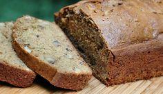 Chai Zucchini Bread