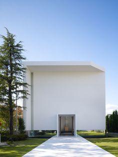 Hironaka Ogawa & Associates — Forest Chapel — Image 2 of 20 — Europaconcorsi