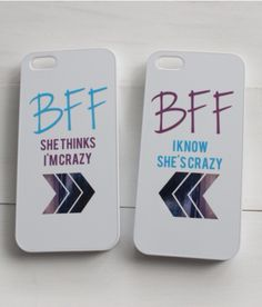 BFF cases ok I absolutely need these! #casesbyoliviarose