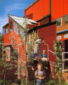 30+ ideas de RALPH ERSKINE - Byker Wall | el barrio, reino unido, grandes  arquitectos