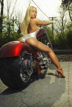 scrumptuous legs on bike by ImportEyeCandyStudios