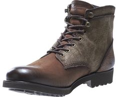 """Men - Clarence 6"""" Boot - Brown Multi Leather 