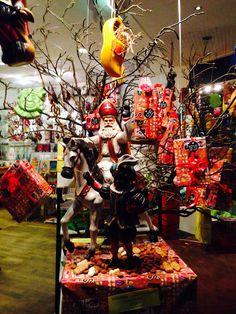 Sint Etalage Sinterklaas