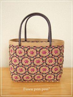 Paper Weaving, Weaving Art, Wire Weaving, Basket Weaving, Rattan Basket, Basket Bag, Baskets, Weaving Designs, Weaving Patterns