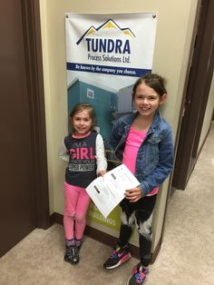 The devastating wildfire in Ft. McMurray continues to burn, and Tundra has pledged to help assist and with recovery efforts where possible.  Tundra families are helping too, and David D. of Tundra's Edmonton office has a lot to be proud of this week.  His girls operated a lemonade stand through the weekend and raised $425 to support Ft. McMurray.  Tundra will match the donation, making the lemonade stand efforts worth $850.   Way to go girls - Tundra is proud of you!