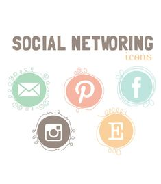 Social networking is a big part of most of my days, catching up on any news or anything my friends are doing. It enables me to feel part of something and gives me a way of being able to interact with people who have similar interest to me. Social Media Icons, Social Networks, Blog Design, Web Design, Resume Design, Graphic Design, Microsoft Word, Portfolio Web, Portfolio Design