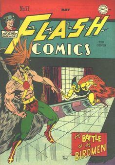 Flash Comics #71