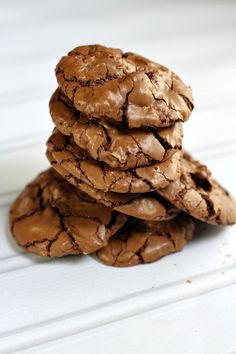 Chocolate Toffee Cookies recipe - RecipeGirl.com