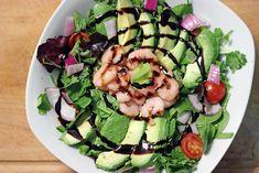 Salade avocat crevettes - Mango and Salt