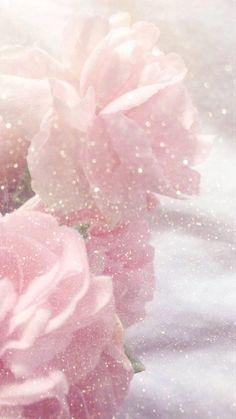 Flower Phone Wallpaper, Pink Wallpaper Iphone, Glitter Wallpaper, Screen Wallpaper, Cute Backgrounds, Wallpaper Backgrounds, Iphone Wallpaper Pinterest, Pretty Wallpapers, Pink Aesthetic