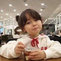 Cute Asian Babies, Korean Babies, Asian Kids, Cute Babies, Kids Girls, Baby Kids, Cute Baby Girl Pictures, Ulzzang Kids, Cute Korean