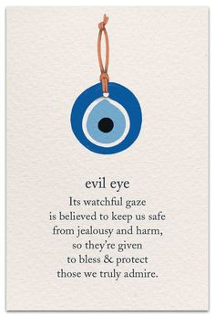 Evil eye Inside Message: Today and every day, wishing only the best for you. Sanskrit Symbols, Spiritual Symbols, Spiritual Awakening, Spiritual Meditation, Hippie Symbols, Buddha Symbols, Positive Symbols, Meditation Symbols, Sanskrit Words