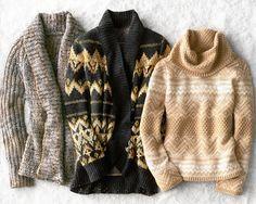 Sweaters #ColdwaterCreek