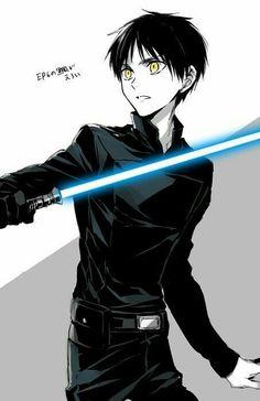 Eren Jaeger ~ Star Wars