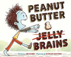 Dew Drops of Ink: Peanut Butter and Brains: A Video Experiment