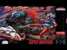 Street Fighter II OST : Complete Soundtrack [SNES] - YouTube