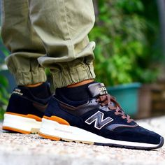 New Balance 997 'Authors Collection'