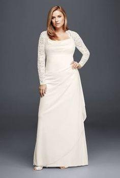 cheap plus size wedding dresses - Google Search