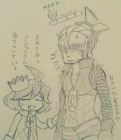 ARMS Ninjara Mechanica by コハク。 (@maker801) | Twitter