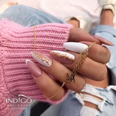 Aycrlic Nails, Chic Nails, Stylish Nails, Stiletto Nails, Trendy Nails, Swag Nails, Pink Nails, Manicure, Elegant Nails