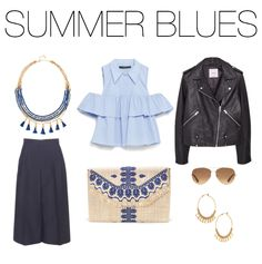 Summer Blues #stelladotstyle