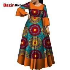 This is one of the best African dresses. Please Send me your measurement for an order. We ship to all corners of the globe. Latest African Fashion Dresses, African Print Dresses, African Dresses For Women, African Print Fashion, African Attire, African Women Fashion, African Fashion Designers, Best African Dress Designs, African Clothes