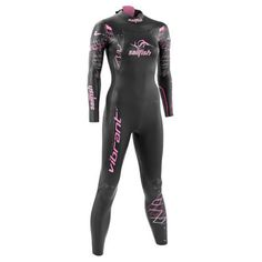 Neopreno para mujer Sailfish Vibrant - Large Black/Pink   Neoprenos