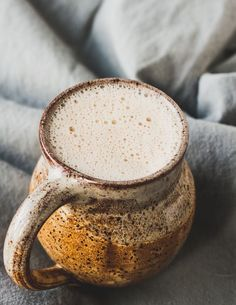 maple cardamom latte | Dishing Up the Dirt | Bloglovin