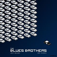Premier gagant des votes: http://www.creads.org/logo-design/pixelmovie Blues Brothers by Stom