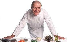 Rick Stein~An English chef, restaurateur and television presenter.