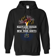 (GrownRoot001) GrownRoot001-003-MARYLAND, Order HERE ==> https://www.sunfrog.com/No-Category/GrownRoot001-GrownRoot001-003-MARYLAND-7245-Black-Hoodie.html?89701, Please tag & share with your friends who would love it , #christmasgifts #renegadelife #superbowl