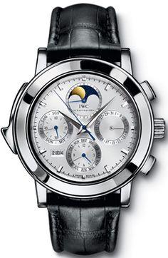 02b9d6debce IWC Grande Complication Mens Watch IW377013 Pulseiras
