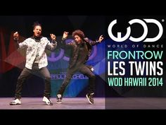Les Twins | FRONTROW | World of Dance 2014 #WODHI - YouTube