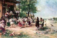 Theodor Aman - Hora de la Aninoasa