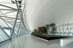Rafael Viñoly Architecture: Aeroporto<br> de Carrasco - Arcoweb
