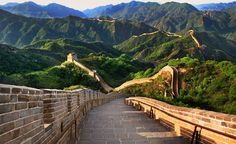 One day tour which offers a look at sites outside of Beijing: the Ding Tomb, the mausoleum of Emperor Zhu Yijun, as well as one of the best-preserved section of the Great Wall