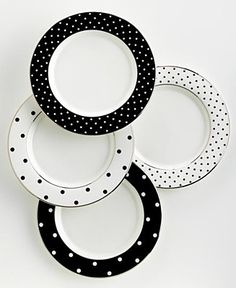 I adore this china. My love for polka dot has no boundaries.