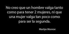 #marilynmonroe #frase #espanol