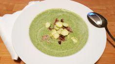 Brokolicová polévka (Whole30)